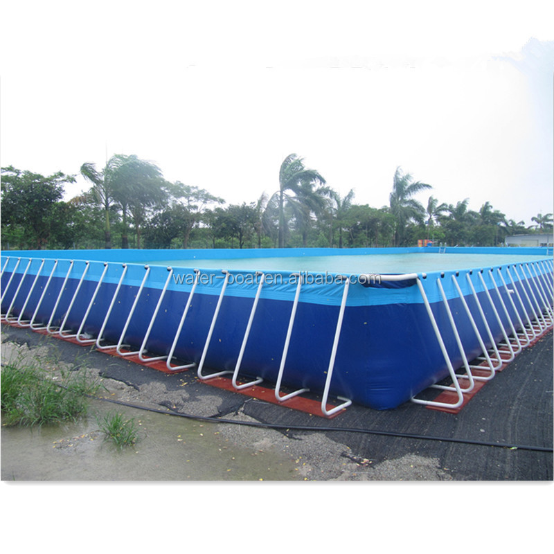 Steel Frame Swimming Pool, Steel Frame Swimming Pool Suppliers and ...