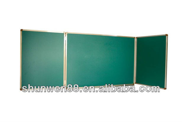 blackboard folding board green board whiteboard for school supply
