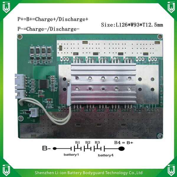 lithium battery management system pcb pcm board 3s 12v standy power supplier bms li ion 30a with balance function