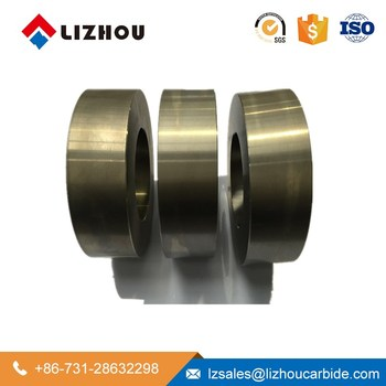 Tungsten Carbide Roll Rings for Bars and wires with Wear- Resistance