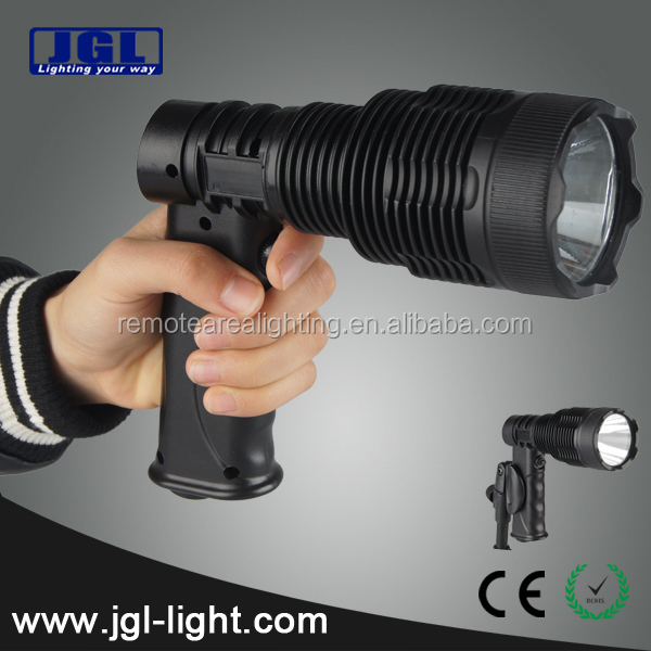 Waterproof Most Powerful Led Rechargeable Flashlight Led Hunting ...