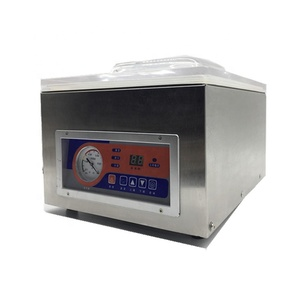DZ260 Table top bag vacuum sealer vacuum packaging machine