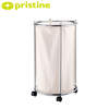 collapsible basket pop up laundry hamper mesh fold-able laundry bag