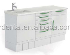 stainless steel dental cabinet/ metal hospital furniture