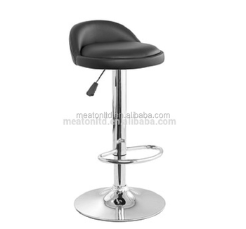 Prime Modern Chrome Round Base Faux Leather Bar Stool Buy Bar Stool Contemporary Adjustable Swivel Bar Stool Chrome Leather Bar Stool Newest Metal Pdpeps Interior Chair Design Pdpepsorg