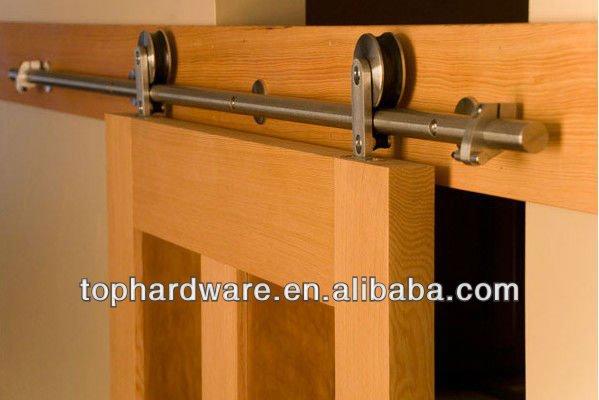Elegante herrajes para puertas corredizas de madera otros for Herrajes para puertas corredizas
