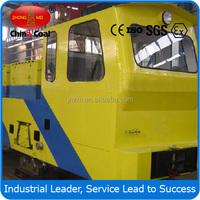 Underground Mining Diesel Electric Locomotive with Safe braking control system