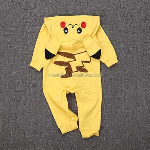 cd896a8f6 Pikachu Baby Onesie, Pikachu Baby Onesie Suppliers and Manufacturers at  Alibaba.com