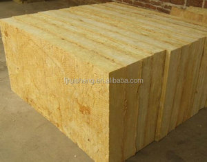Rockwool board/roll/pipe class A insulation material