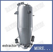 Sanitary stainless steel concentrated milk vacuum evaporator food