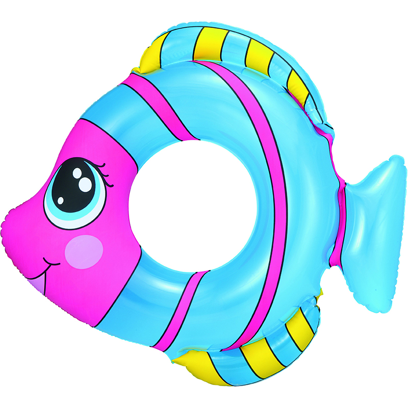 Wholesale Pool Animal Adult Swim Ring With Cute Design