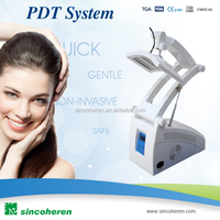new mini skin care PDT American original LED photobiology with the purity of 99% light blue light acne therapy