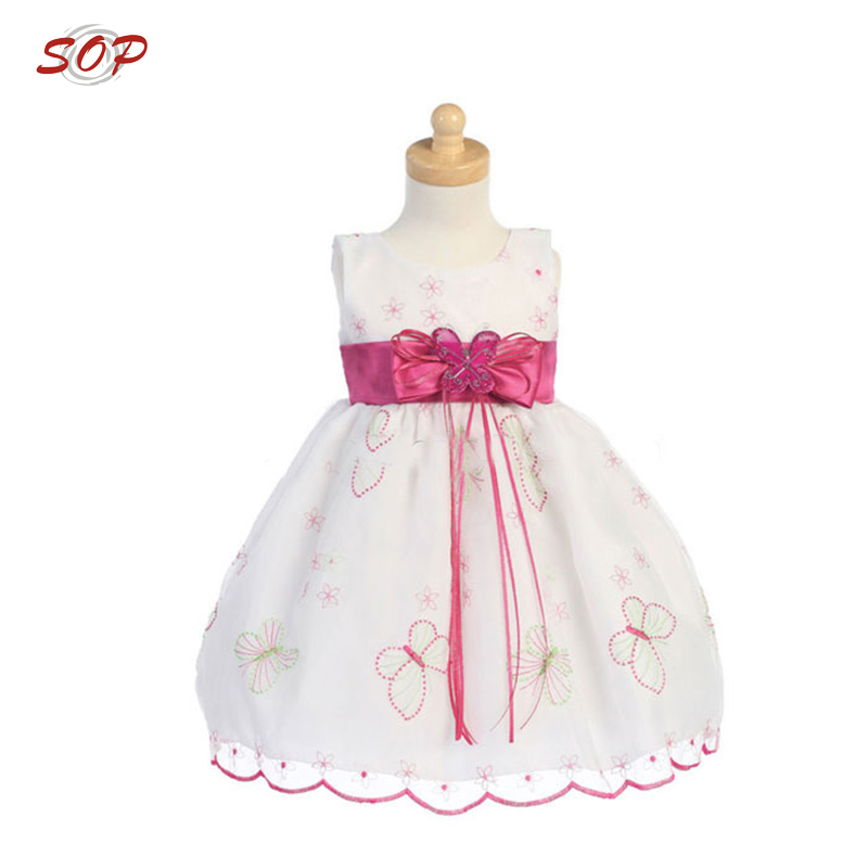 China Custom Made Party Prom Dress Little Queen Dresses Kids Wedding