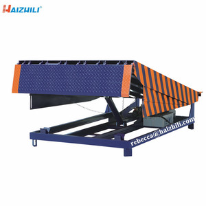 8000kg Fixed Hydraulic Dock Leveller Price