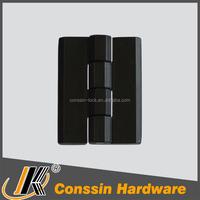Zinc alloy generator canopy door hinge 54x41mm