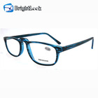 Plastic high nose bridge design 3.50 4.00 degree reading glasses