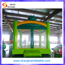 Hot sell high safety, high quality frog inflatable bounce house