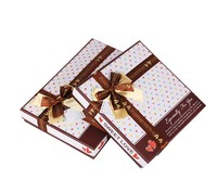 Art Paper Custom Cute Packaging Box Chocolate Box Gift Box With Design Package