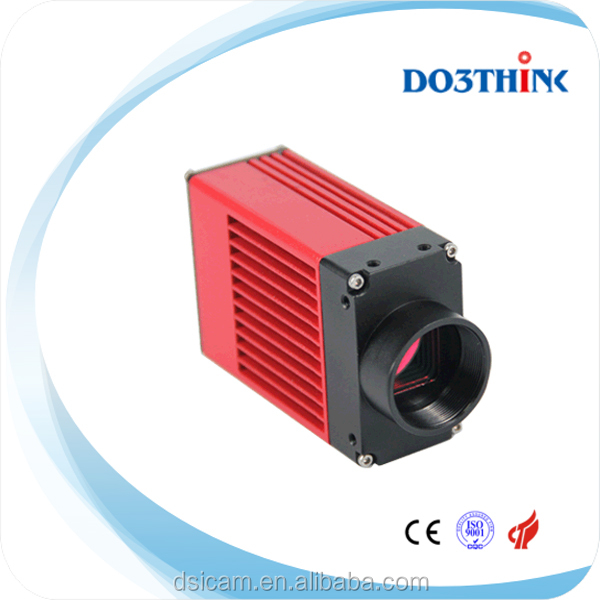 "Machine vision 5.0MP Color 1/2.5"" GIGE industrial camera with wireless transmission function"