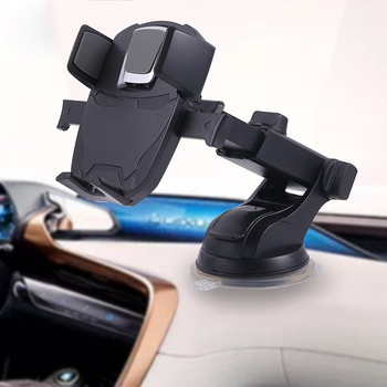 2019 new model universal Windshield Dashboard car phone holder 2 in 1 car mount mobile phone holder