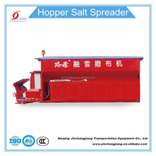 Truck Mounted Multifunction Sand Salt Spreaders snow cleaning machine