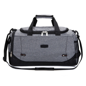 Wholesale Outdoor Travel Sports Fitness Gym Duffel Bag