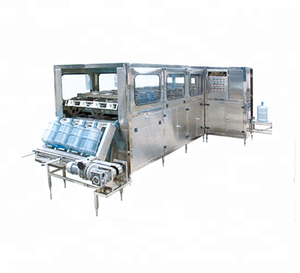 Mineral Drinking Water Filling Machine Big Plastic Bucket Barrel Filling Line