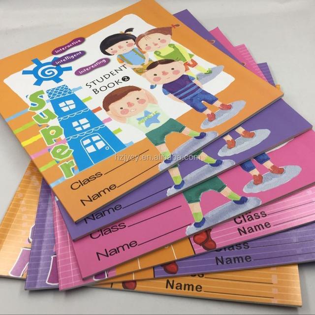 Printing Book Custom Color Books Comic