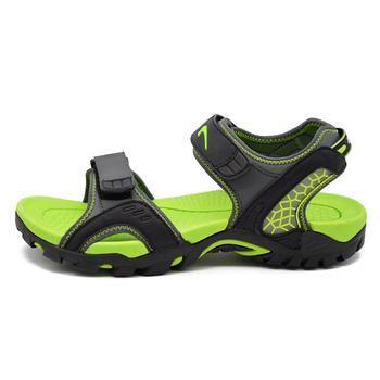 87a47e9502d8 Men Gender Pu Upper 2017 Latest Men Summer Shoes Sport Sandals - Buy ...