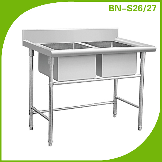 restaurant kitchen sinks stainless steel industrie sp 252 le edelstahl sp 252 le restaurant bn s26 7774