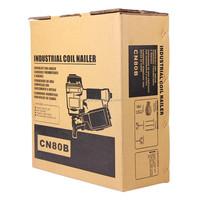 power tools air coil nailer CN80 pallet gun for 50-80mm nails