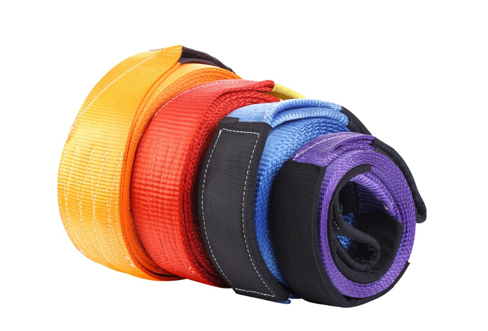 75MM Nylon/Polyester Vehicle Towing Strap