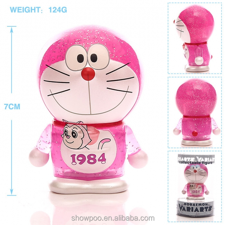 Factory direct doraemon action figure