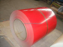 various of colorcoated aluminum zinc steel with beautiful color coating