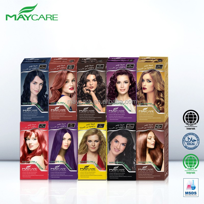 professional wholesale dark and lovely vegetable hair dye brazilian hair color 4