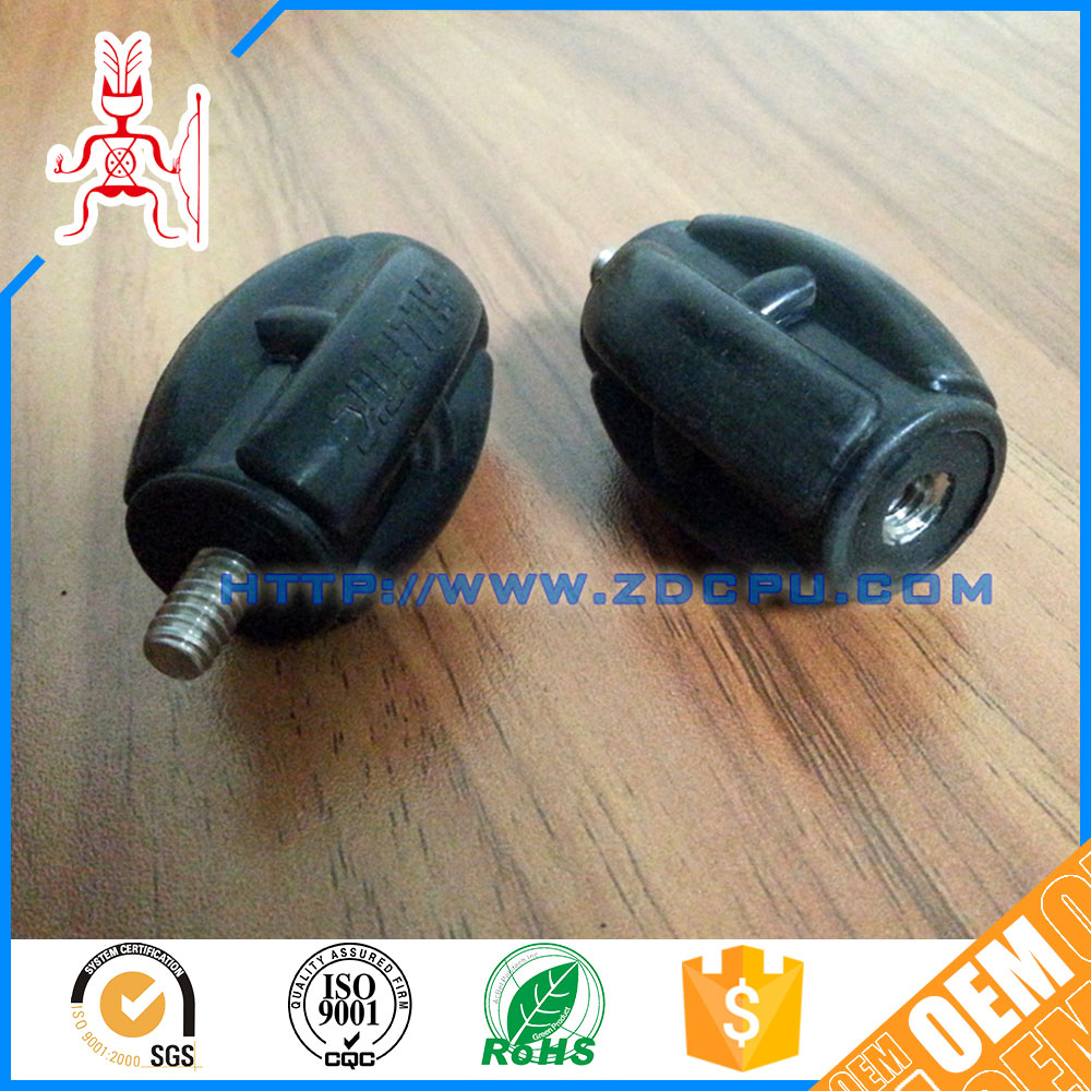 Custom colorful high quality damping spring vibration isolator