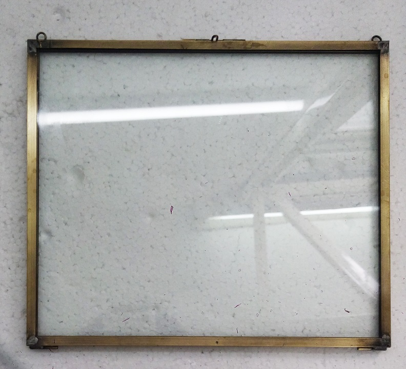 A Frameless Glass Picture Frame Glass Decoration Picture Frame