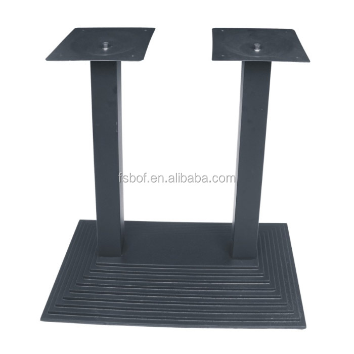 Iron Coating Table Base Legs For Table Top QE64