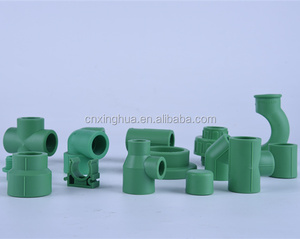 2017 Hot selling compression plastic fittings for ppr water pipe