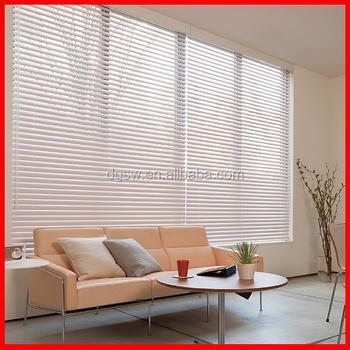Best Price Pvc Transparent Living Room Blinds Large Windows Decor Waterproof Sun Shade Window Blind