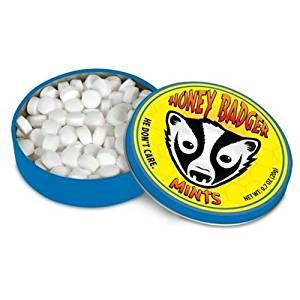 Honey Badger Mints - 6 Pack