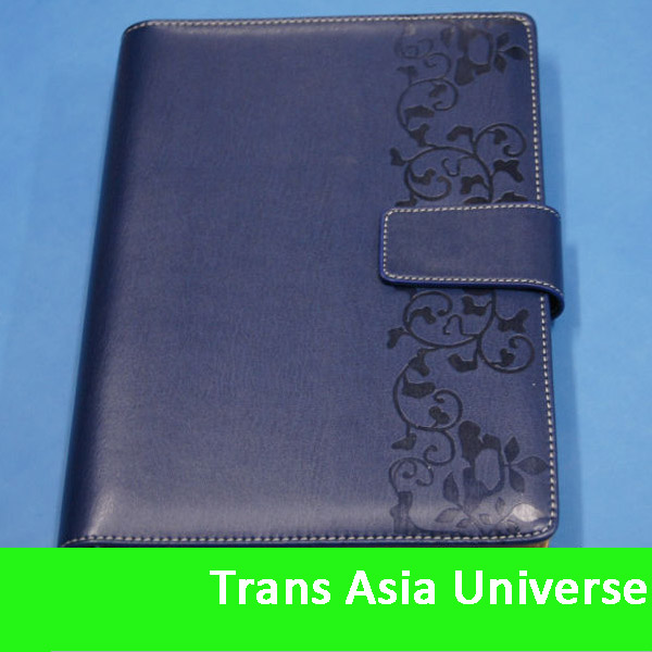 High Quality pu cover diaries in yiwu