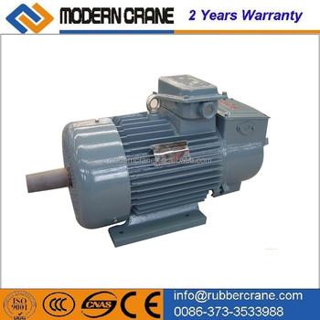 China Manufacturer Tower Crane Hoist Motor