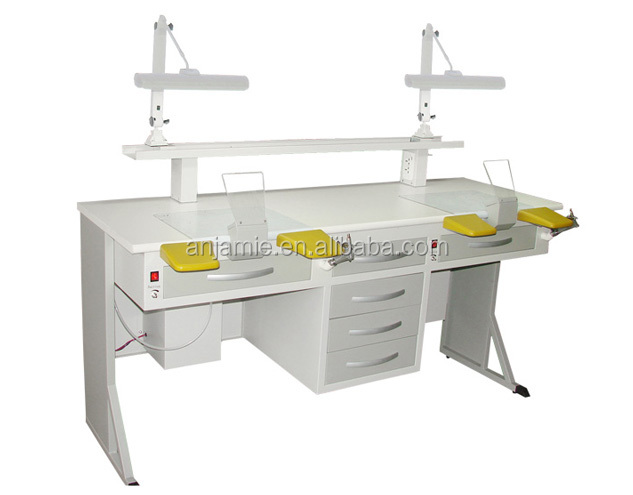 Single person CE approved dental lab equipment, dental lab workstation,dental lab bench