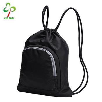Large Capacity Lightweight Sport Backpack Cinch Bag 521c97886