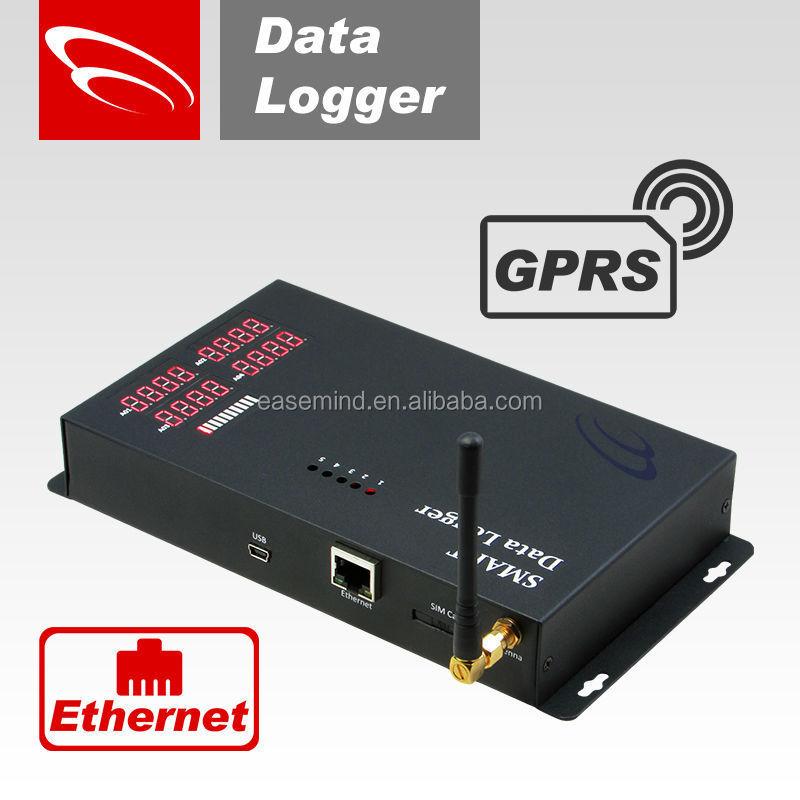 Pulse Counter Gprs Ethernet Data Logger