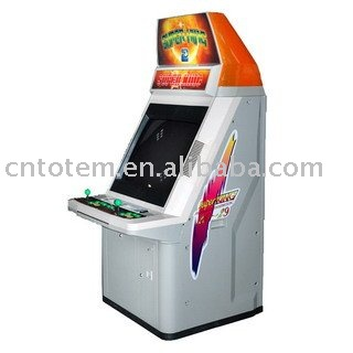 Arcade Cabinet Kiosk With Joysticks - Buy Arcade Cabinet,Arcade ...