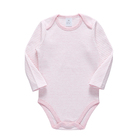 Wholesale baby clothing newborn rompers 100% cotton