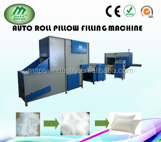 2015 MAPS Fiber opening/filling automatic production line for TOY & PILLOW