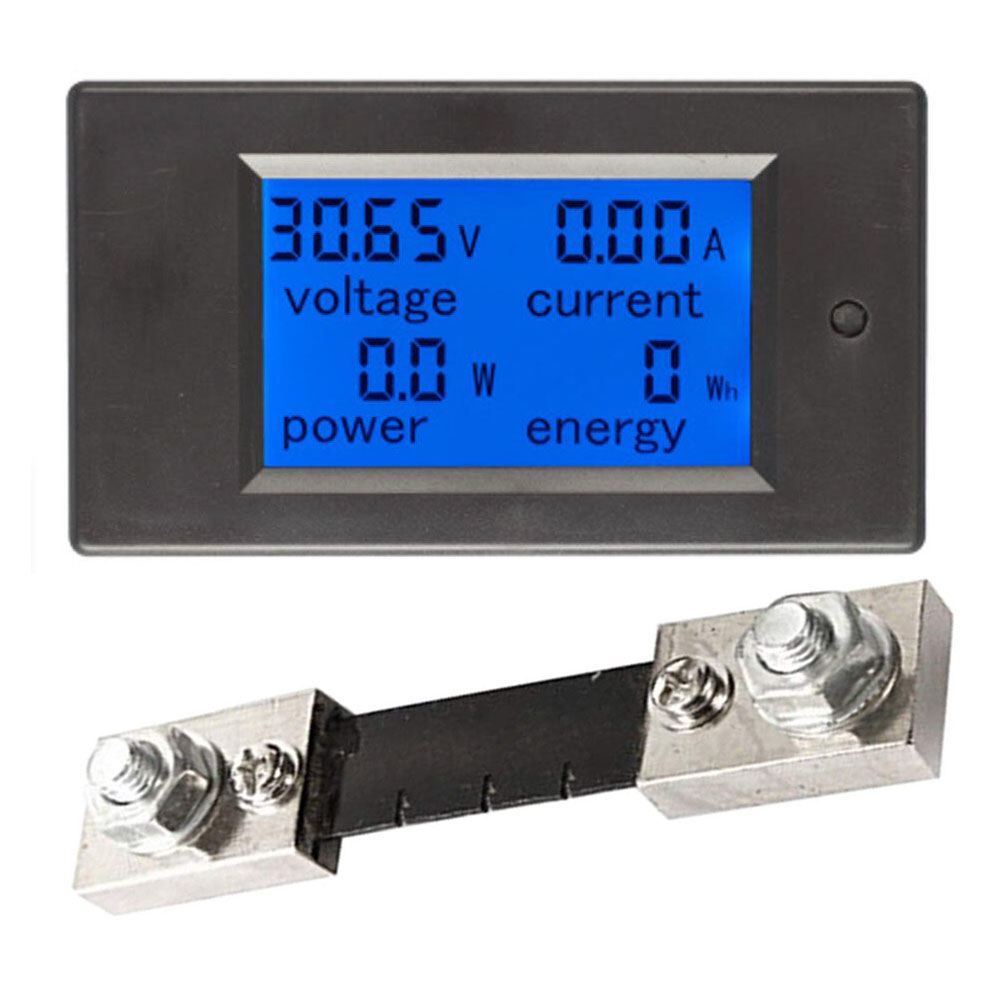 Current Meters Measurement & Analysis Instruments Strict Current Monitor Ac 50a With A Transformer Current Meter Current Indicator Led Digital Ammeter Current Panel Meter Dc 5v 12v 24v Big Clearance Sale